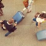 reisetasche oder koffer
