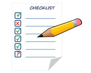 reisetasche leder test checklist