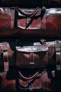reisetasche leder weekender